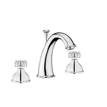 3 holes washbasin mixer