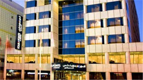 Four Points Sheraton Bur, Dubai