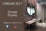 CERSAIE 2017: THE DESIGN, THE ABILITY AND THE  PASSION